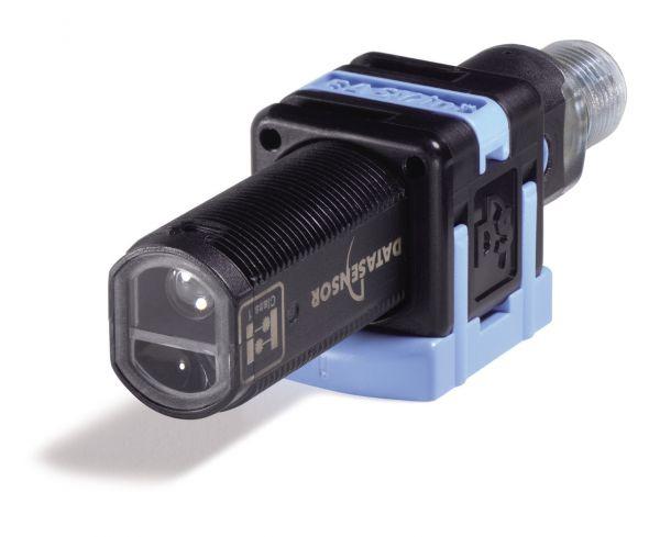 S50-PH-2-B01-PP, Laser-Reflex, 90° Optik, bis 9m, Datalogic, PNP, M12 Stecker
