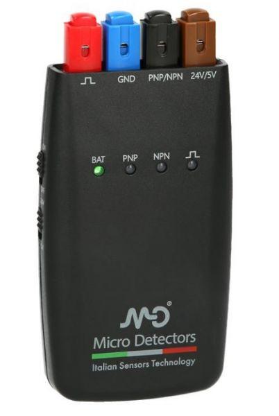 ST 300D - M.D. Micro Detectors, Sensor-Tester