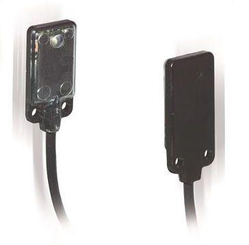 SM2-PR-2-D00-PL, 25x12x4 mm, 0-170 mm, Refelxtaster, Kabel, 3-polig, Datalogic