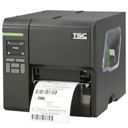 TSC ML240P, Thermotransfer, Display, USB, Ethernet, RS232, 99-080A005-0302