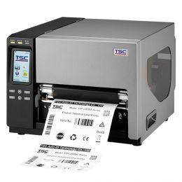 TSC TTP-286MT, Thermodirect, Thermotransfer, Display, USB, Ethernet, RS232, 99-135A002-0002