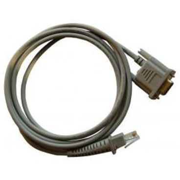 CAB-433, RS232-Kabel, weiblich, 6ft., Datalogic