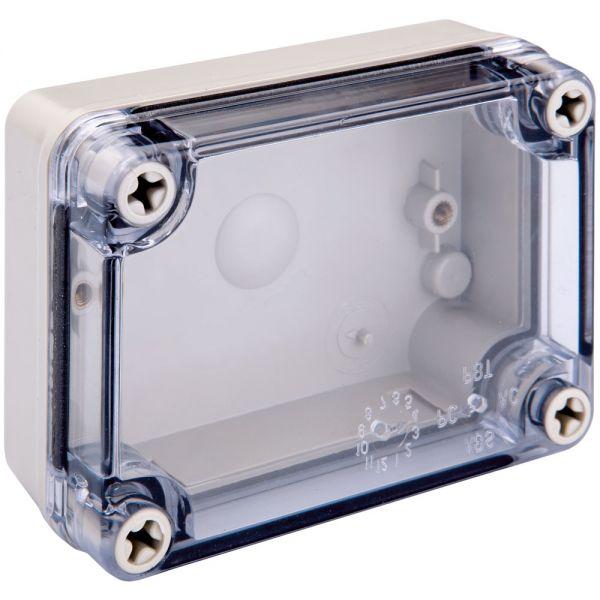 Polycarbonat Gehäuse - HUGRO 803.202013.10, Switch Box