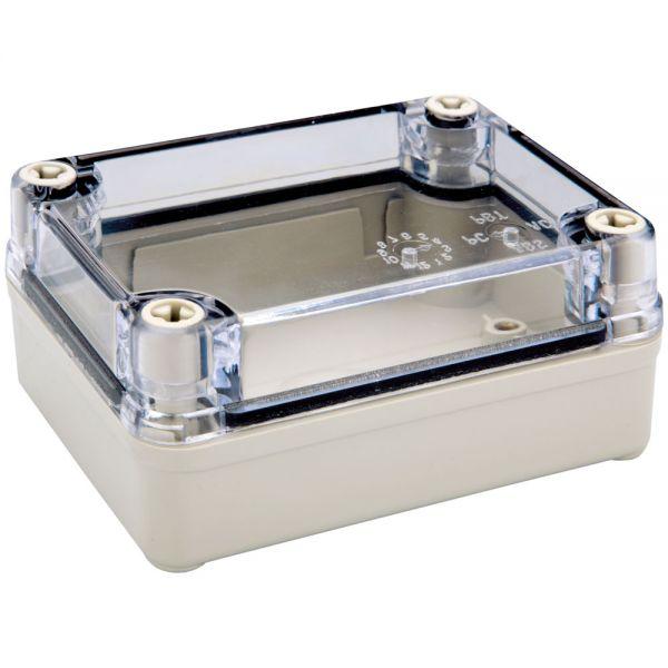 Polycarbonat Gehäuse - HUGRO 803.152510.10, Switch Box