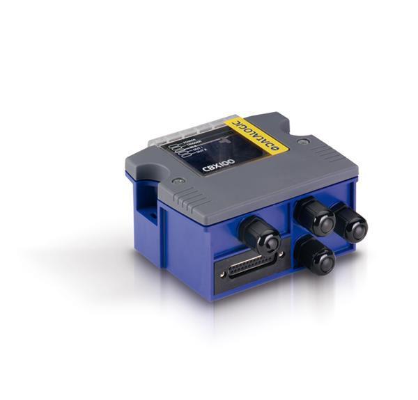 CBX100, Anschlussbox, Barcodescanner, Datalogic