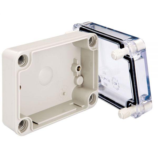 Polycarbonat Gehäuse - HUGRO 803.071210.10, Switch Box