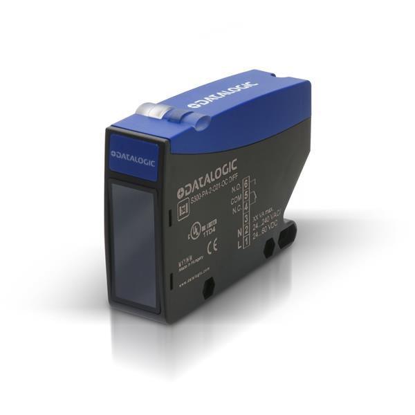 S300-PA-1-B06-RX, Refelexlichtschranke, Datalogic, Kabelklemmraum