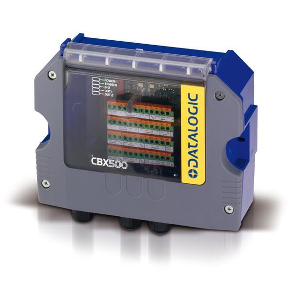 CBX500, Anschlussbox, Barcodescanner, Datalogic