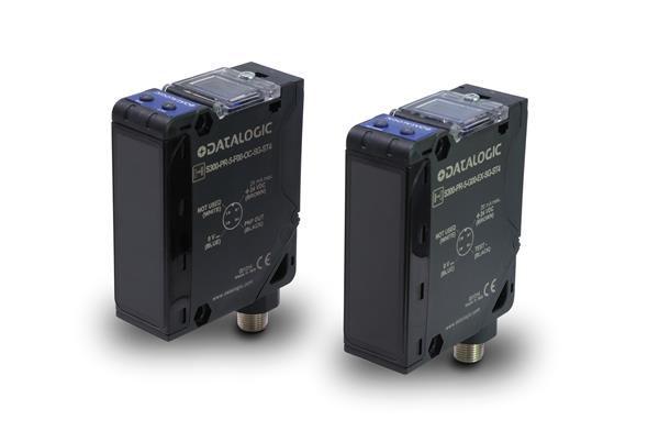 S300-PR-1-C01-RX, Reflextaster, 24...240 VAC, Trimmer, Relais-Ausgang, Datalogic