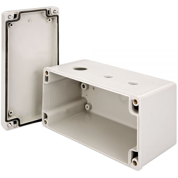 Polycarbonat Gehäuse - HUGRO 803.152510.00, Switch Box