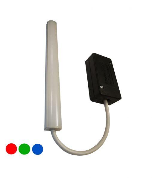 Signalleuchte LED, 24V, Rot/Grün - 360 mm