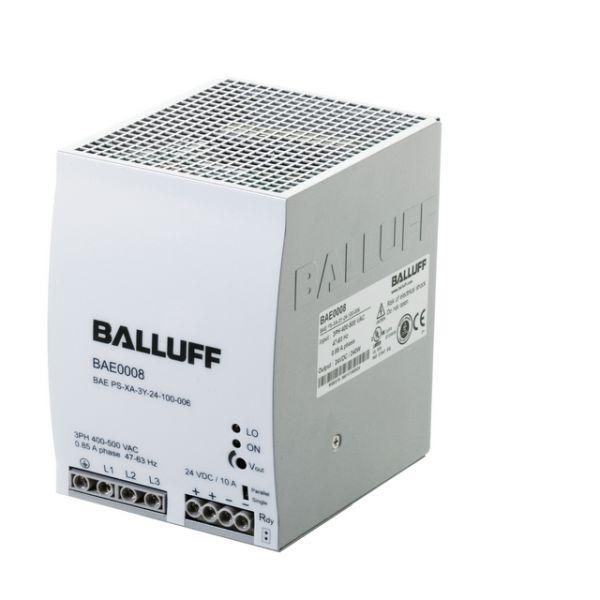 BAE PS-XA-3Y-24-100-006 - BAE0008 BALLUFF, Netzgerät