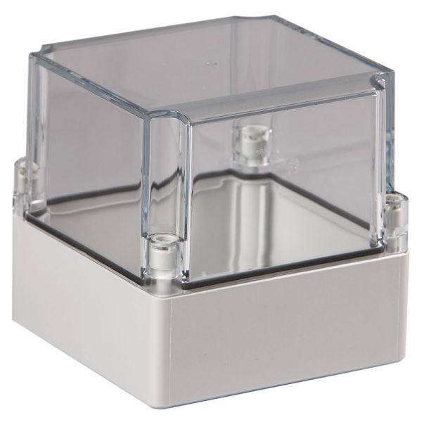Polycarbonat Gehäuse - HUGRO 825.1217100.10, Santo Box