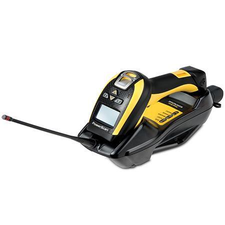 PowerScan, PM9501-433RB, 433 MHz, 1D & 2D Barcode, Funkscanner, Datalogic