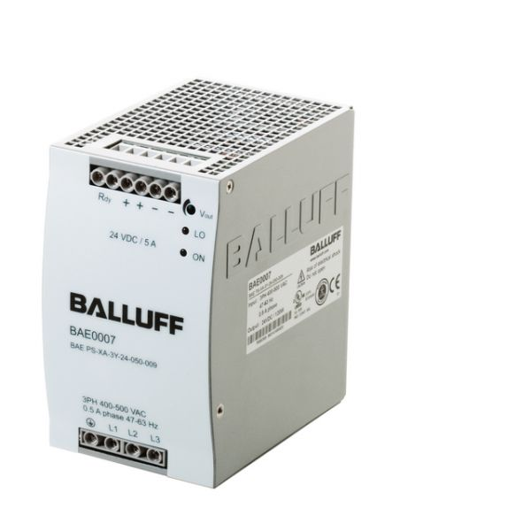 BAE PS-XA-1W-24-100-004 - BAE0002 BALLUFF, Nezgerät