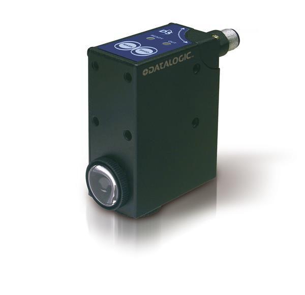 TLu-115, Kontrastsensor, 10 kHz,Analog, Datalogic, PNP-NPN