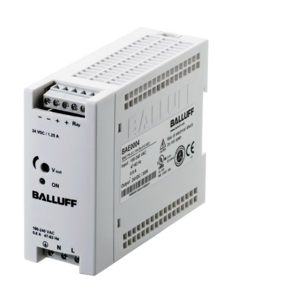 BAE PS-XA-1W-24-025-002 - BAE0005 BALLUFF, Netzgerät