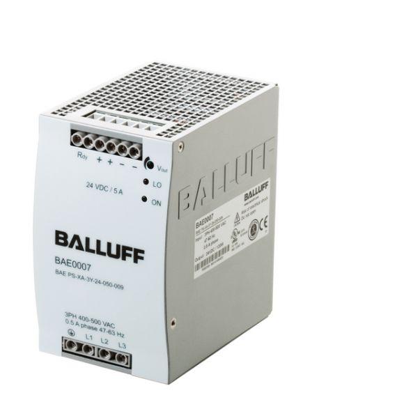 BAE PS-XA-3Y-24-050-009 - BAE0007 BALLUFF, Netzgerät